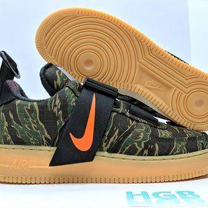 Nike Air Force 1 UT Low PRM Carhartt WIP Camo NIB